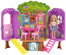 Barbie Chelsea Treehouse Set