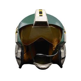 PRE-ORDER, SHIPS MAY 25, 2021 - Star Wars The Black Series Wedge Antilles Battle Simulation Helmet