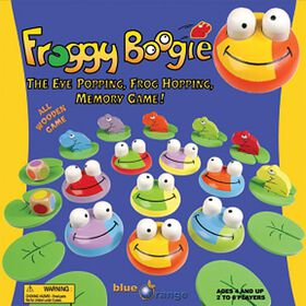 Froggy Boogie Game