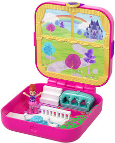 Polly Pocket Hidden Hideouts Lil' Princess Pad