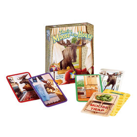 Gamewright - There's a Moose in the House Game