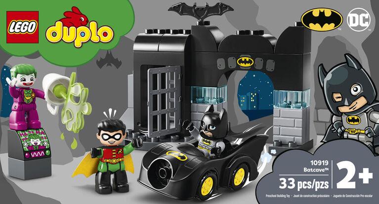 LEGO DUPLO Super Heroes La Batcave 10919