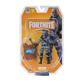 Figurine en mode solo Fortnite, Havoc.