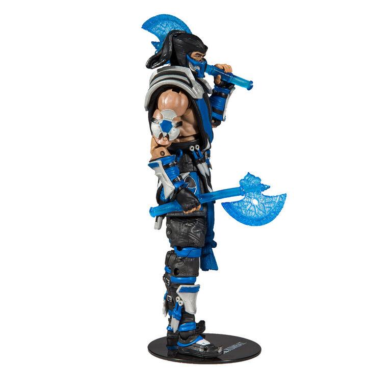 Mortal Kombat - Sub-Zero Action Figure