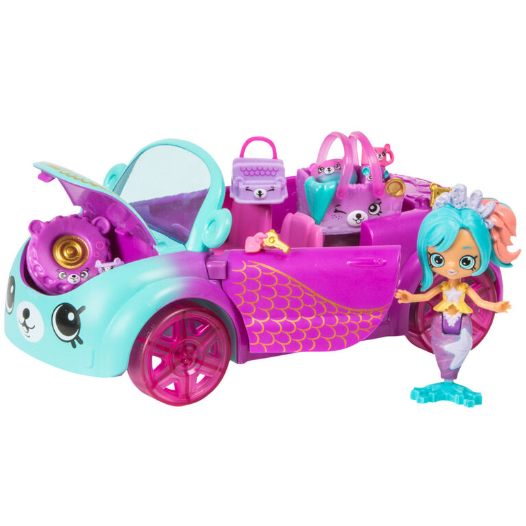 Shopkins Happy Places Mermaid Coral Cruiser