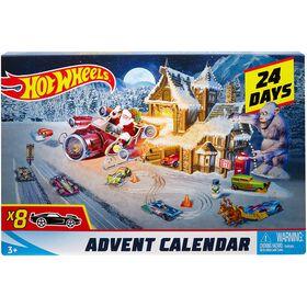 Hot Wheels Advent Calendar 2018