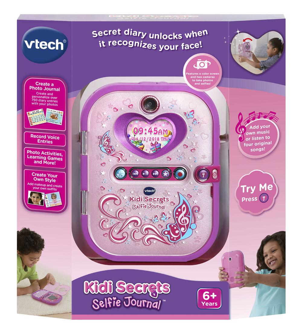 Secrets Music Anglaise Vtech Édition Kidi Selfie Yfv76bgy