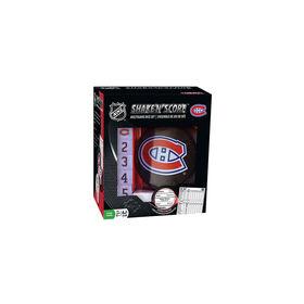 Shake 'n Score Montreal Canadiens