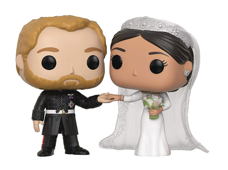 Figurine en Vinyle Duke et Duchess Par Funko POP! Royals