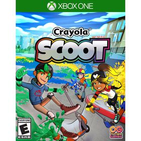 Xbox One - Crayola Scoot