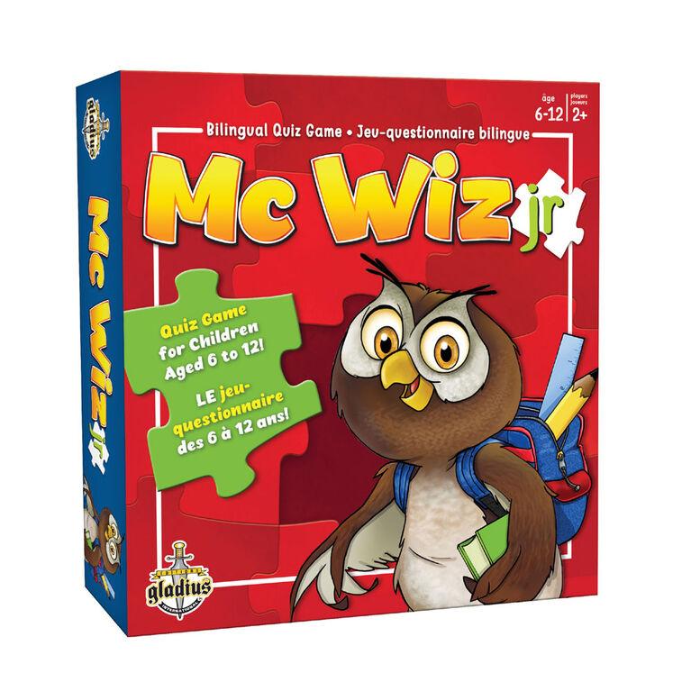 MC Wiz Jr - French Edition