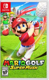 PRE-ORDER, SHIPS JUN 23, 2021 - Mario Golf™: Super Rush