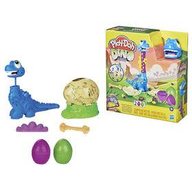 Play-Doh Dino Crew Bronto long cou, dinosaure