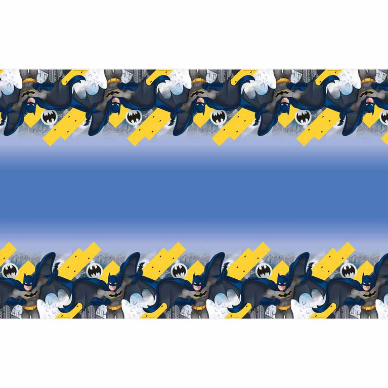 "Batman Nappe en Plastique 54"" x 84"""