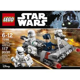 LEGO Star Wars First Order Transport Speeder Battle Pac 75166
