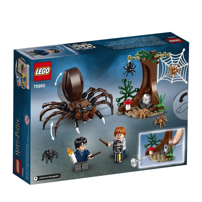 LEGO Harry Potter Aragog's Lair 75950