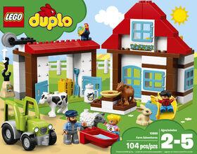 LEGO DUPLO Town Farm Adventures 10869