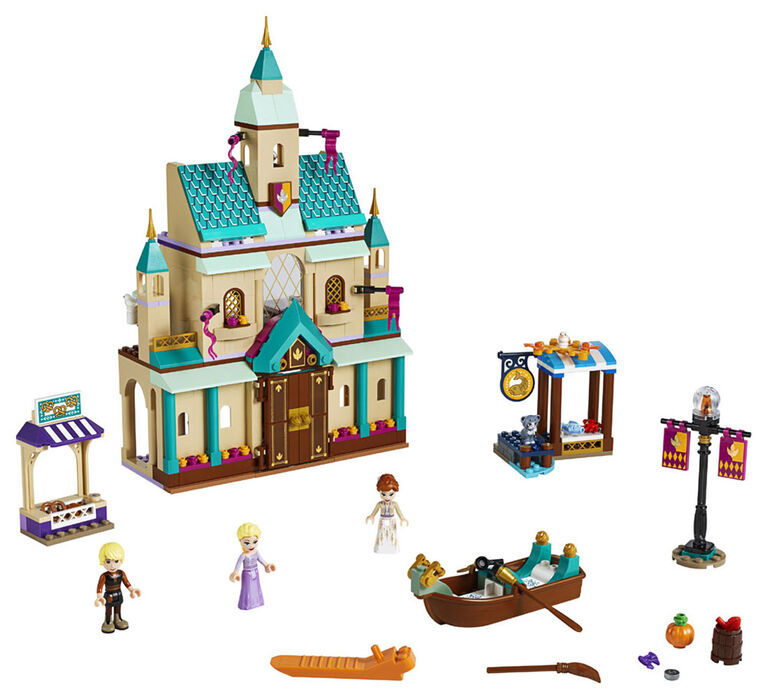 LEGO Disney Princess  Arendelle Castle Village 41167