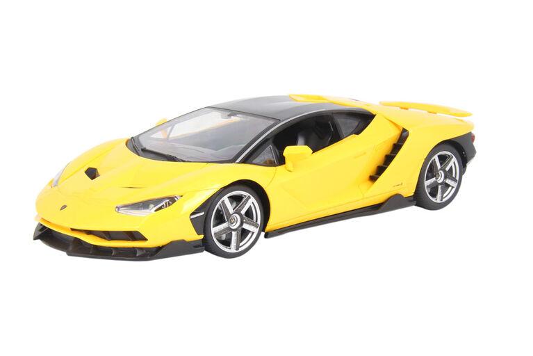 Braha 1:14 Scare RC-Lamborghini Centenario Yellow