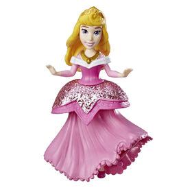 Disney Princess Aurora Doll with Royal Clips Fashion