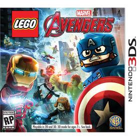 Nintendo 3DS - LEGO Marvel Avengers