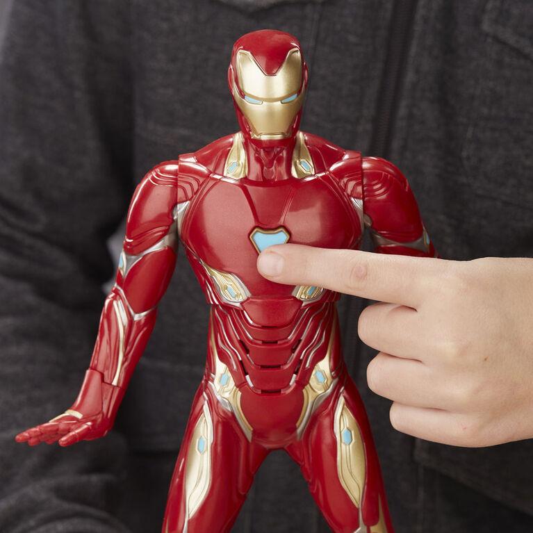 Marvel Avengers: Endgame Repulsor Blast Iron Man