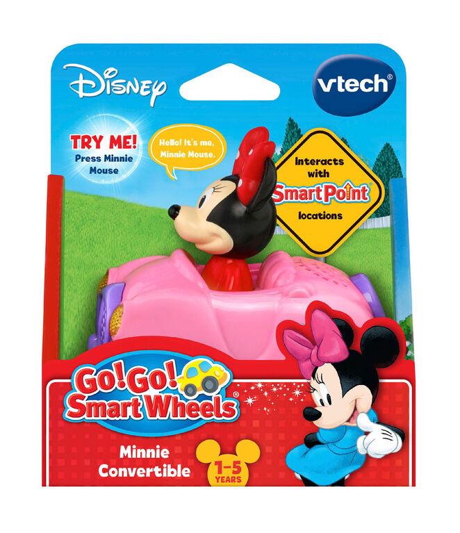 Vtech Go! Go! Smart Wheels - Disney Minnie Convertible - English Edition