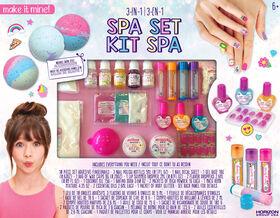 Kit Spa 3-en-1 Make It Mine.