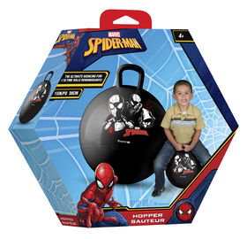Ultimate Spiderman Hopper Hex Box
