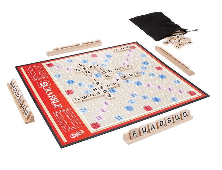 Hasbro Gaming - Scrabble Classic - English Edition