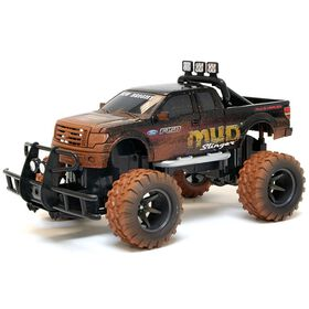 New Bright - 1:15 R/C Mud Slinger Ford F-150