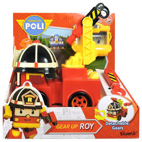 Robocar Poli - Gear Up Roy