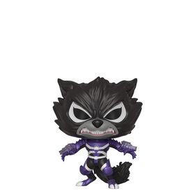 Funko POP! Heroes: Marvel Comics -  Rocket Racoon (Venom)