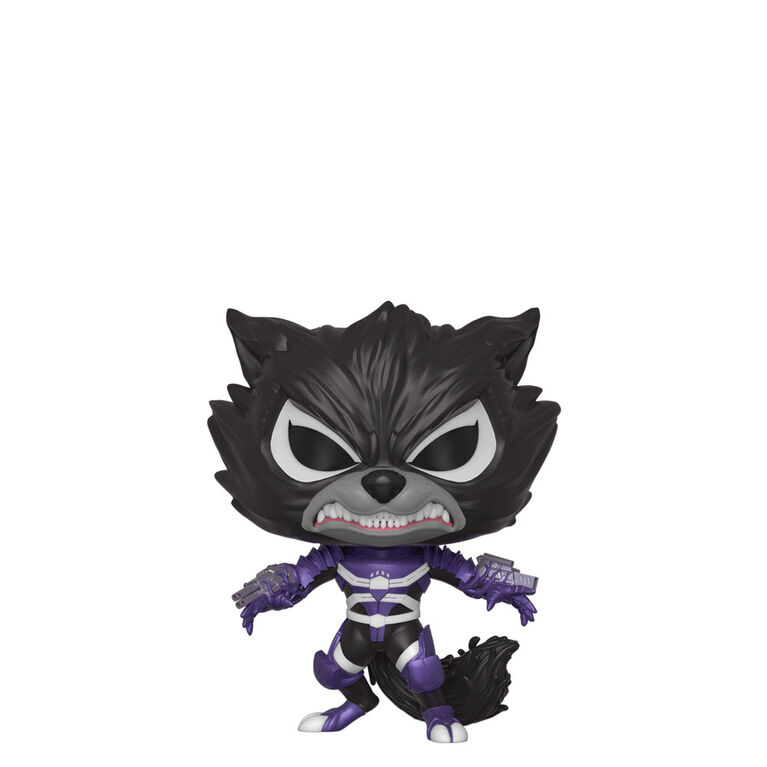 Funko POP! Heroes: Marvel Comics -  Rocket Racoon (Venom)