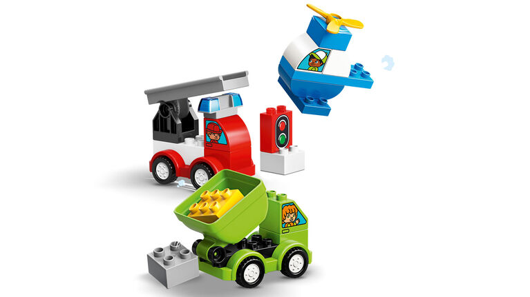 LEGO DUPLO My First Car Creations 10886