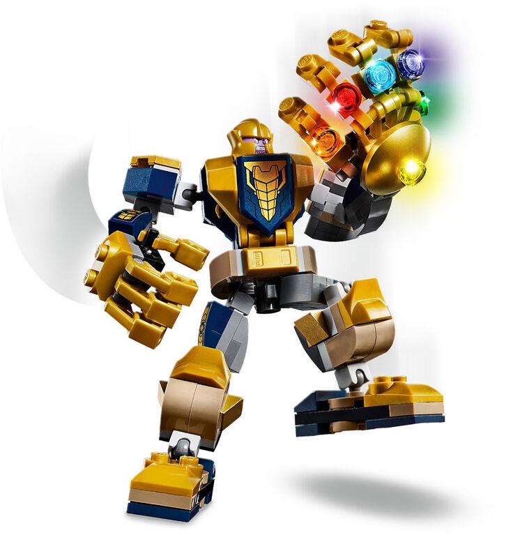 LEGO Super Heroes Le robot de Thanos 76141