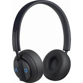 JAM OUT THERE bluetooth on ear headphones black