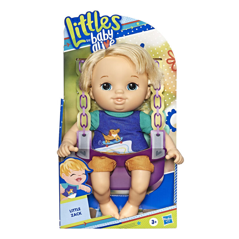 Littles by Baby Alive, Littles Squad, Little Zack