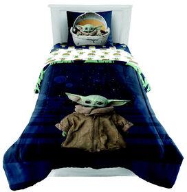 Douillette pour lit 1 ou 2 places Classique L'Enfant Baby Yoda