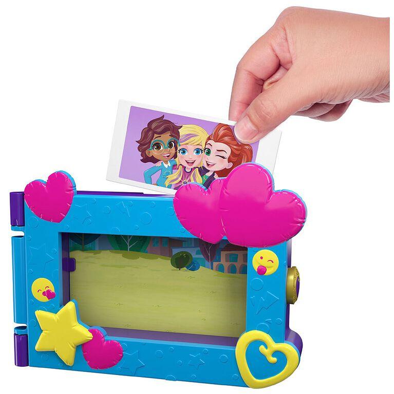 Polly Pocket Say Freeze Frame