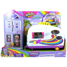Shopkins Happy Places Season 5 – Happy Campervan