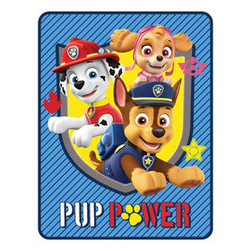"PAW Patrol ""Crest Of Power"" Throw"