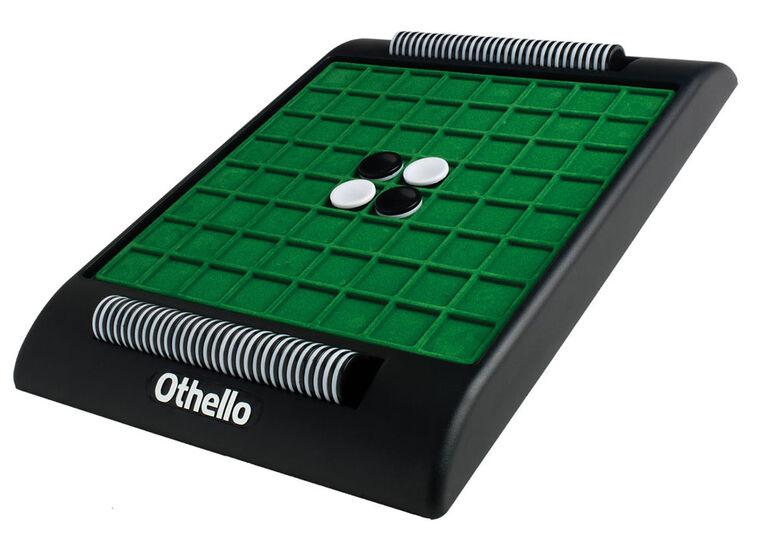 Othello - Le grand classique du jeu de stratégie - les motifs peuvent varier
