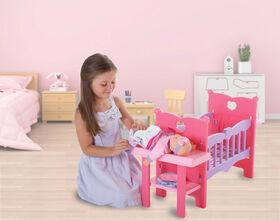 You & Me - Chambre de poupée bébé tout-en-un