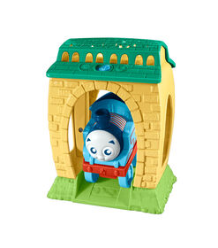 Fisher-Price My First Thomas & Friends Day to Night Projector - English Edition