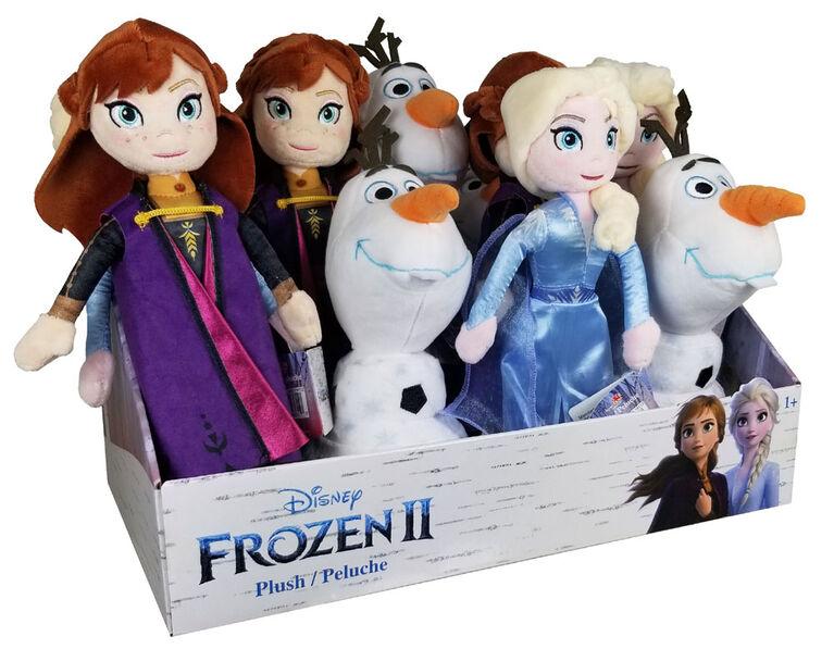 Disney Frozen II Plush - Anna