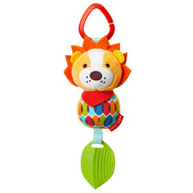 Skip Hop Bandana Buddies Chime & Teethe Toy - Lion