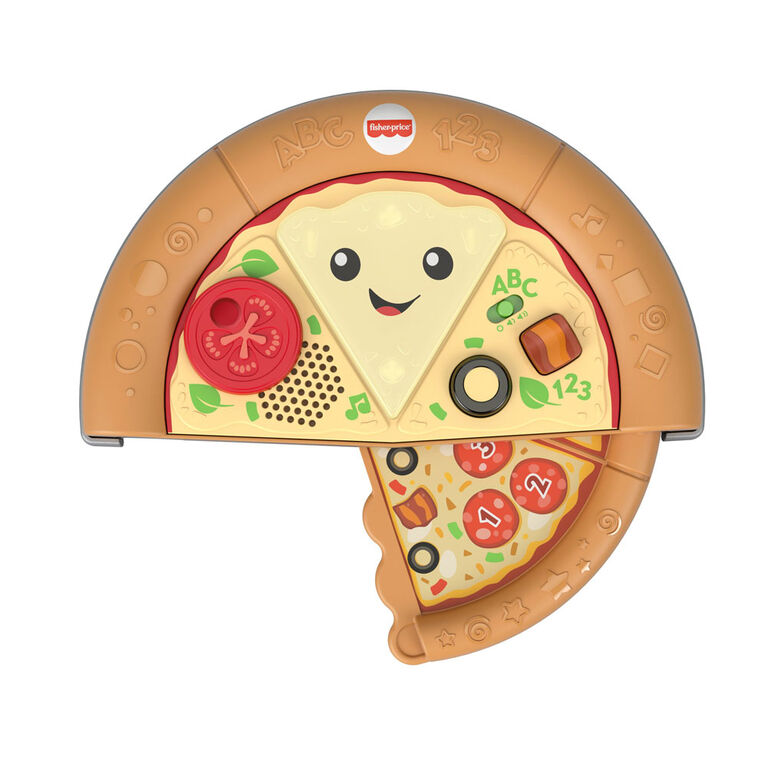 ​Fisher-Price Laugh & Learn Slice of Learning Pizza