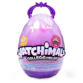 Hatchimals CollEGGtibles, Mega Secret Surprise with 10 Exclusive Hatchimals and 1 Pixies Royal