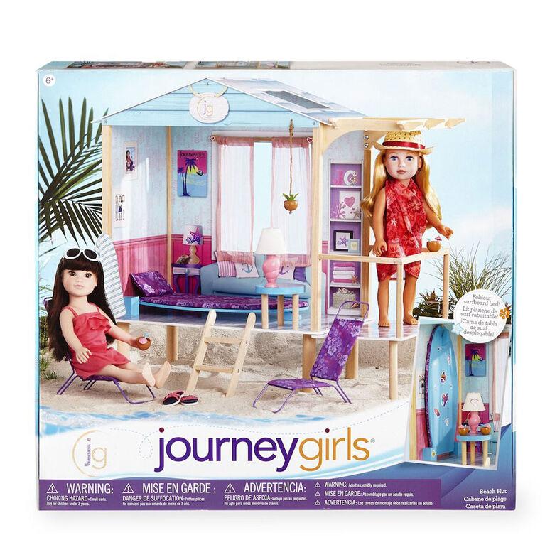 Journey Girls Beach Hut